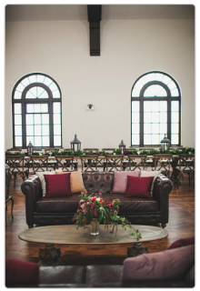 Host your creative wedding ceremony or reception in this 100 year old brick church, all are welcome. Seattle, WA