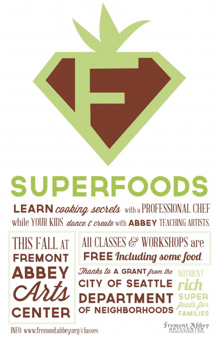 Superfoodsflyer