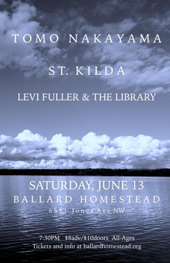 6-13 Tomo BallardHomestead Poster