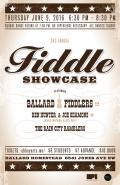 6-9 Fiddlers