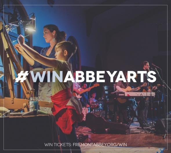 #winabbeyarts