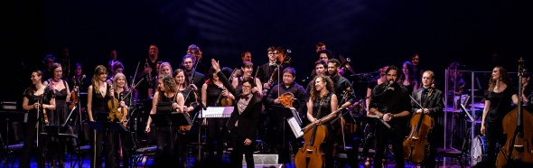 2015.05.09: Seattle Rock Orchestra performs The Beatles @ The Moore Theatre, Seattle, WA