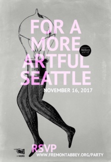 Welcome to Abbey Arts in Seattle - Upper Fremont, NW Ballard, N Capitol Hill